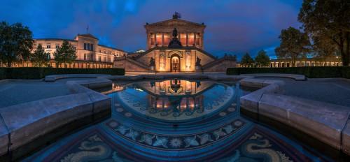 Berlin Alte Nationalgalerie, 9 Einzelaufnahmen, Nikon D810, Nikkor 14-24 @14mm, PS CC, 2015