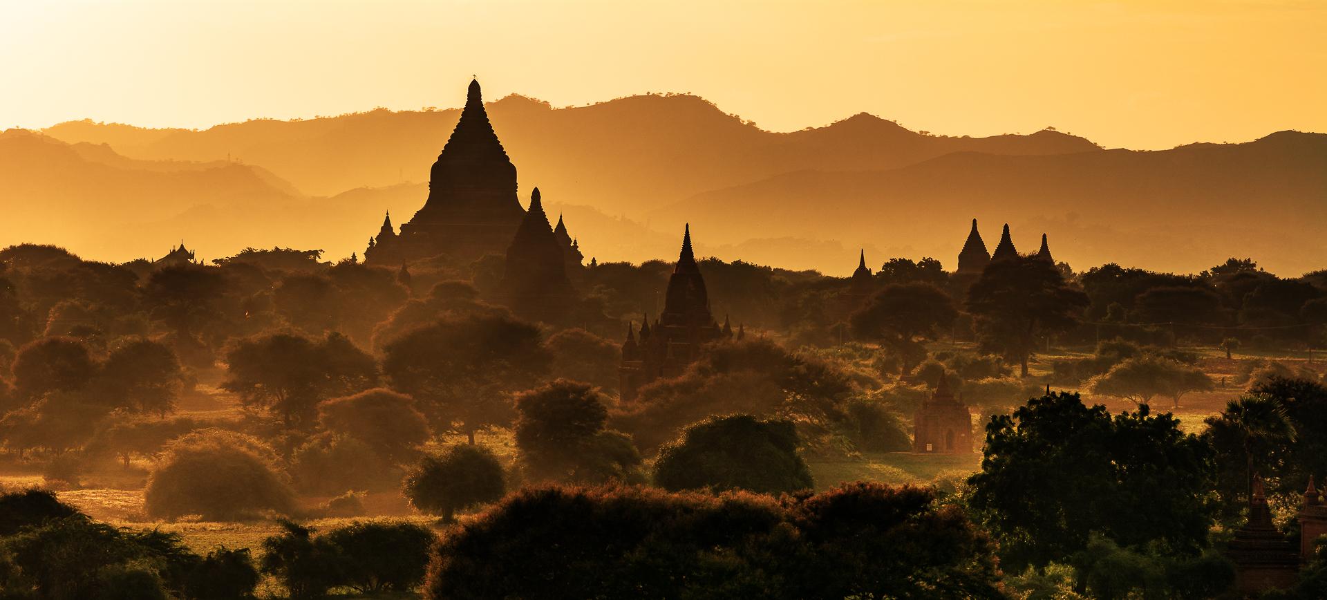 Myanmar, Burma, Travel, Landscape, nature, Urban, City, Around the World, Reisen, Asia, Asien, Bagan, Temple,