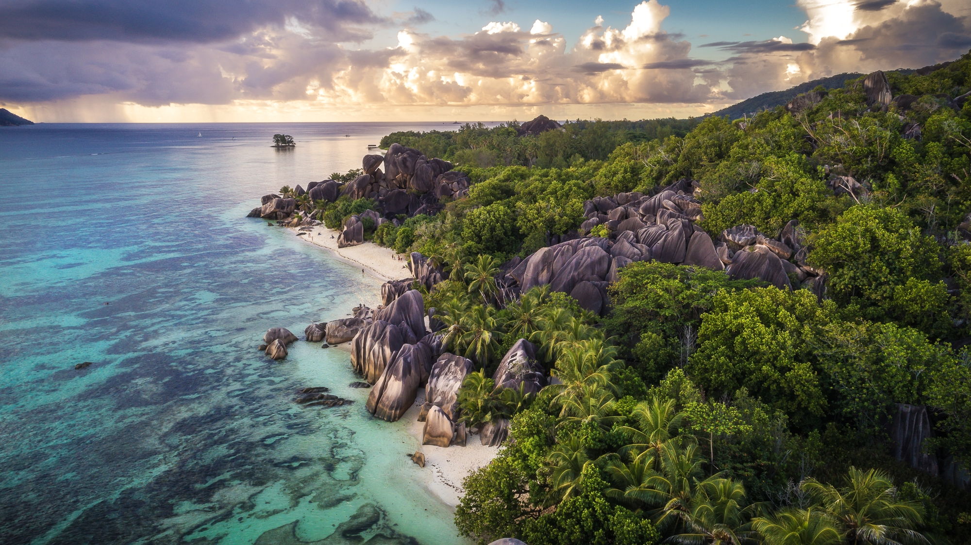 Seychelles La Digue Praslin 2017 030mm Photography